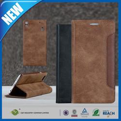 C&T Retro PU Leather flip case cover For Lenovo K3 NOTE smartphone