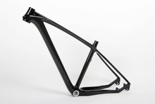 2015 latest styles 29er carbon hardtail mtb 3k carbon frame mountain carbon fiber bike frame