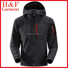 Cheap softshell jacket for men outer sports waterproof breathable