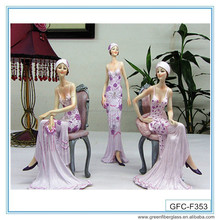2015 Fashion Table Decoration Wedding Souvenir Resin