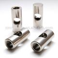 rosca interior de aluminio de níquel del tubo