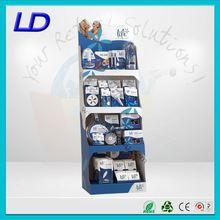 Customized Designed pallet display racks