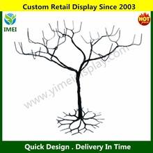 Black large Jewelry Tree Stand display rack YM5-186