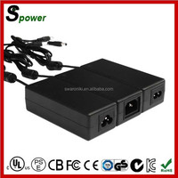 Wholesale AC DC 12V 6A Power Adapter for LCD with efficiency>85%
