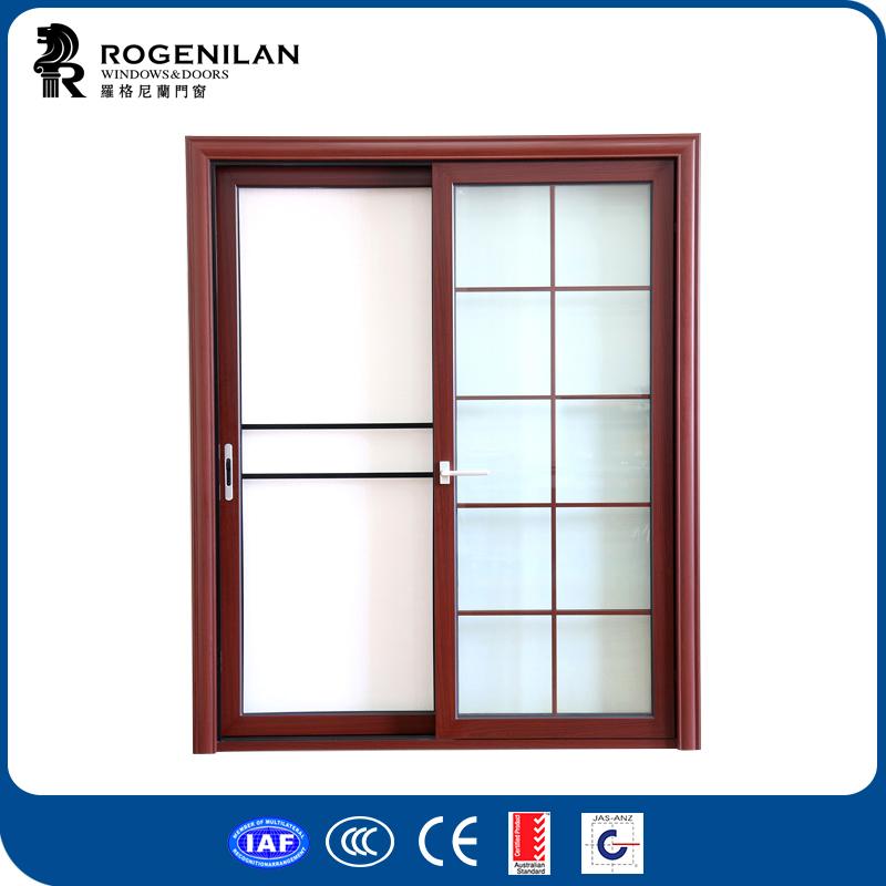 Rogenilan 80 aluminium sliding exterior main gate design for Main entrance sliding door design