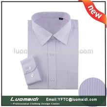 60 las clases de color, los hombres del algodón y el lino camisa hecha en china, camisas de lino