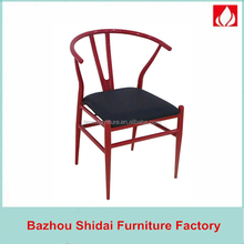 High Back Dining Room Chair/metal Chair/modern Furniture XL-005