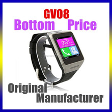 bluetooth fashion brand android gv08 smart watch phone watches for men hand watch mobile phone price smartwatch