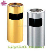 Round recycle bin color code for indoor BY-65