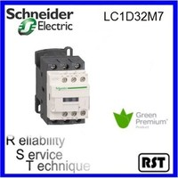 LC1D32M7 3P 32A 220V original TeSys Schneider telemecanique magnetic electric ac contactor