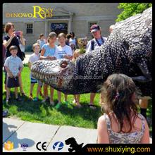 1:1 Scale High Jurassic Park Realistic Dinosaur Model for Amusement