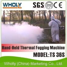 desinfectar portátil mosquito controldeplagas nebulizador térmico de la máquina