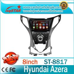 LSQ star wholesaler dropshipper with factory price Fit for Hyundai Azera central multimedia with gps