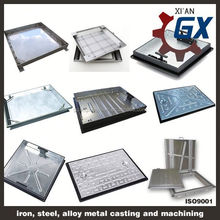stainless steel sanitary sewer manhole cover,steel manhole cover manufactory