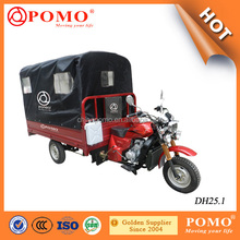Best Price China cargo and passenger double use 250cc Cabin Tricycle (SH25.1)