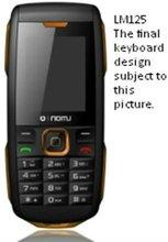 Slim Bar Phone (Dual SIM, Worldwide Quadband GSM)