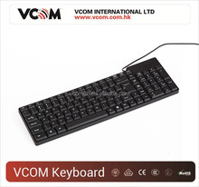 2015 Hot Sale Cheap Wired Keyboard for Computer