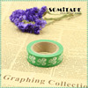 Sound-quality customized masking tape/adhesive tape/japanese tape for Christmas ornament gift crafts SOMITAPE
