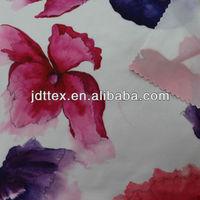elastic nylon spandex fabric digital printing for swimwear underwear bikini