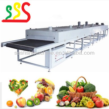 fruit and vegetable drying machine with less energy and low cost
