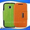 tpu pu leather mobile phone flip case for moto e lte XT1527 XT1505 for MOTO E2 \ E+1 XT1511