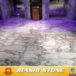 Arabescato Marble flooring tiles, wall tiles