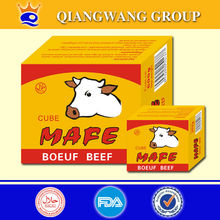 10G BEEF BOUILLON CUBE- QIANGWANG GROUP-COMPOUND CONDIMENTS