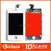 Big discount on replacement For iphone 4S Front Housing LCD Touch Screen Digitizer Assembly