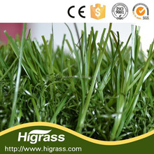 Green Artificial Grass for Exhibition Hall, easy to maintenance