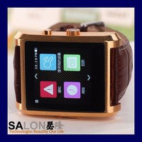 """2015 news arrived1.54"""" TFT Capacitive touch screen smart watch with Mtk2502 Syncing with ios and Android Phone"""