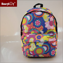 2015 Multicolor Series Backpack And Bag Sports Outside