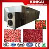 Hot air fresh tomato fruit dehydrator/fruit dryer machine 300-1000kg per time