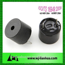 LEB1295 12mm 2300HZ electronics weighing instrument dc 9v buzzer