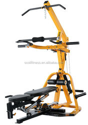 multi station / jungle gyms/Fitness Equipment / gym machine exercise machine