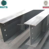h-section steel column