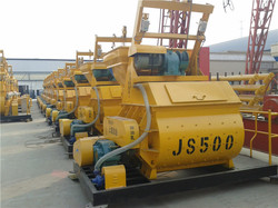 JS500 building concrete mixer,building concrete mixer in South America