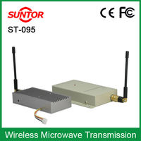 Small wireless 1km video transceiver