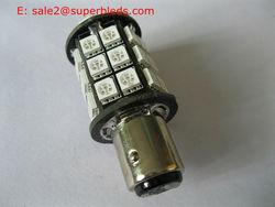 1157 bay15d socket led light 5050 smd auto led turn light