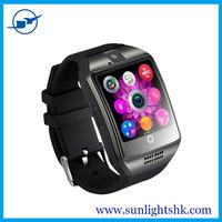 fashion watch, wrist watch anti-lost dz09 sim card smart watch phone