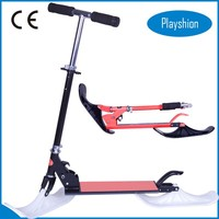 2015 new kids snow scooter more interesting in winter