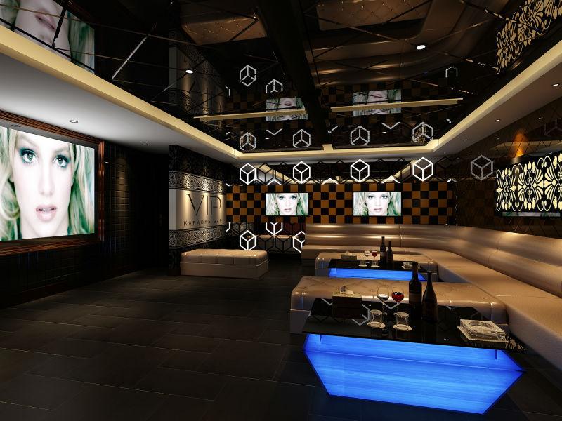 ktv room interior design - photo #30