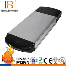 Wholesale electric bike battery 24v/36v/48v lithium electric scooter battery pack best price with aluminum case