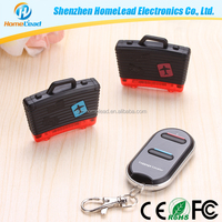New Arrival Anti Lost Alarm Gps Tracker Luggage Locator With Keychain
