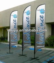 promozionale bandiere di piume