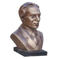 FRP famous character sculpture