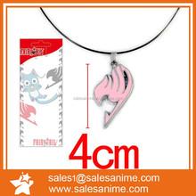 Fairy tail ainime cartoon souvenir pendant necklace