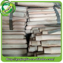 Natural hard wood handle, wooden round sticks, household cleaning wooden sticks