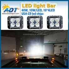 Best seller CR.EE LED round shape 27W 9LEDs for Jeep for SUV for Truck for ATV 27W LED work light