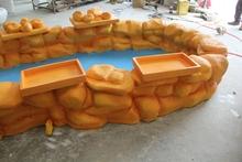 mini inflatable fiberglass swiming pool