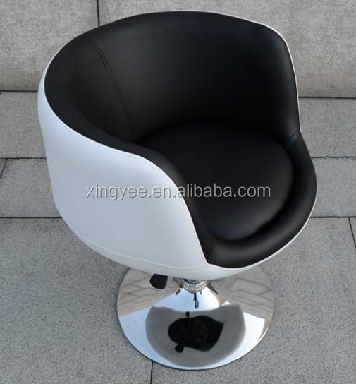 Moderne woonkamer meubels van huis pu lederen school fauteuil ronde bad stoel internet cafe - Lederen fauteuil huis van de wereld ...